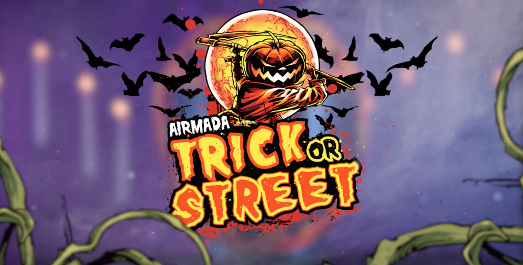 Графика Icon Airmada Trick or Street