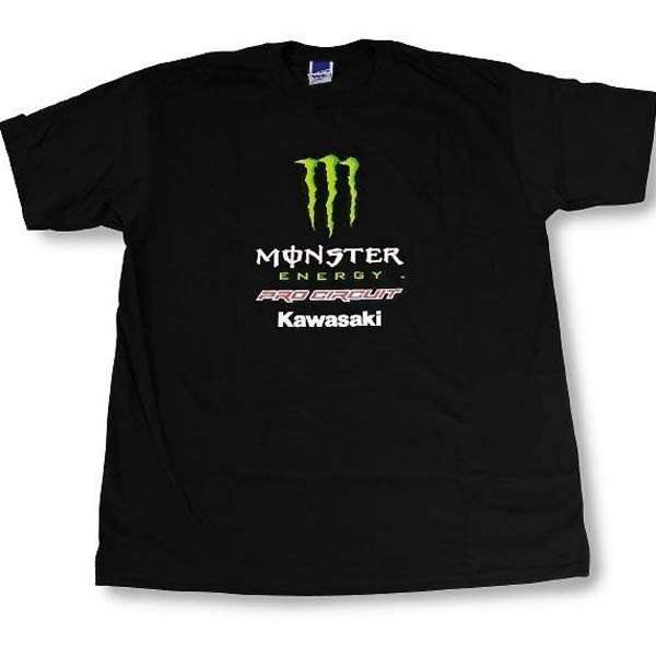 Pro Circuit Team Monster Футболка