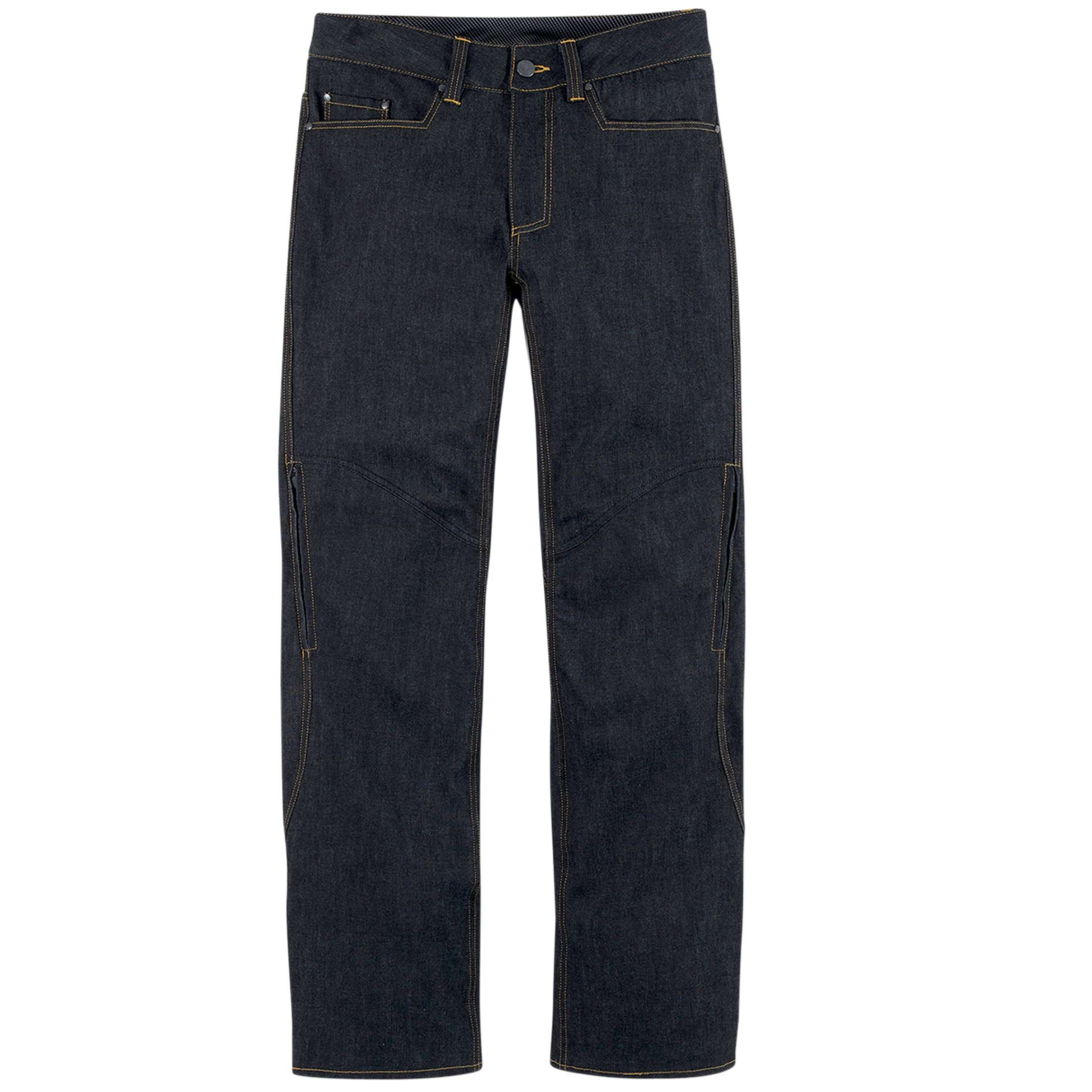Icon Insulated Denim мотоджинсы