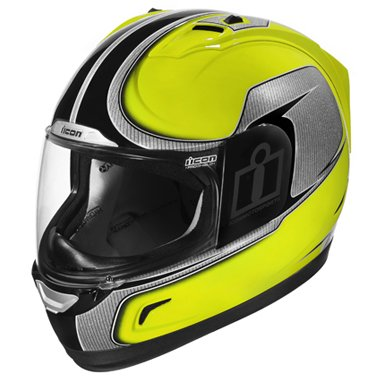 Шлем Icon Alliance Hi-Viz